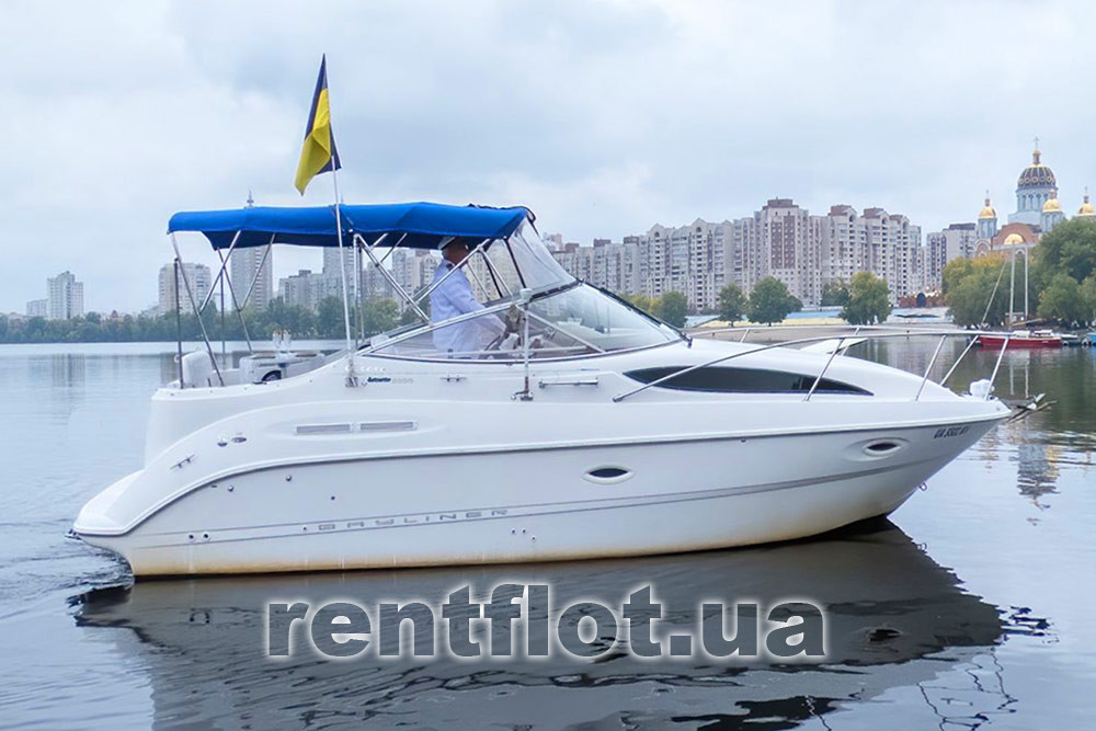 Speed boat Bayliner-2655